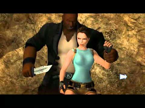 Game Over: Tomb Raider Anniversary (Death Animations)