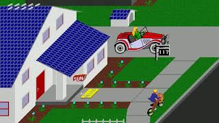 Paperboy (Arcade Emulated / M.A.M.E.) by Maxwel