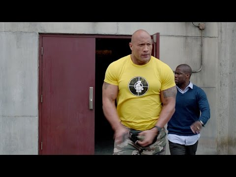 Central Intelligence - TV Spot 1 [HD]