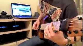 Video Preterntural - Oxygen Hunger (guitar playthrough / solo)
