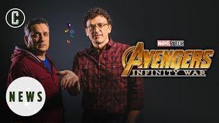 Video Infinity War Directors Collaborated with James Gunn, Ryan Coogler and More MP3, 3GP, MP4, WEBM, AVI, FLV September 2018