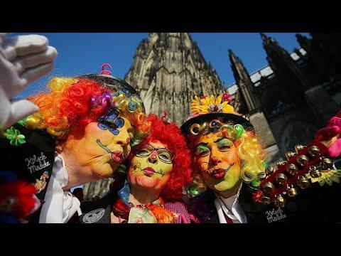 Kölner Karneval: »Kölle alaaf« - die Jecken sind los