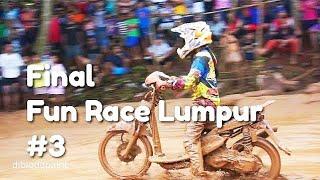 Video Sungguh Menegangkan!!! Perebutan Juara, Balap Motor di sirkuit Lumpur #3 MP3, 3GP, MP4, WEBM, AVI, FLV November 2018