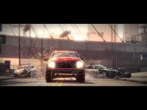 Need for Speed Most Wanted | Trailer Annuncio Ufficiale E3 2012