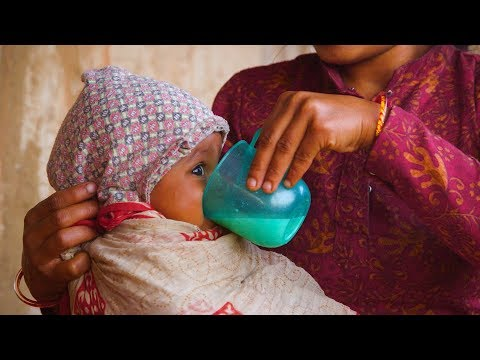 Breastfeeding for Working Mothers (Hausa) - Nutrition Series