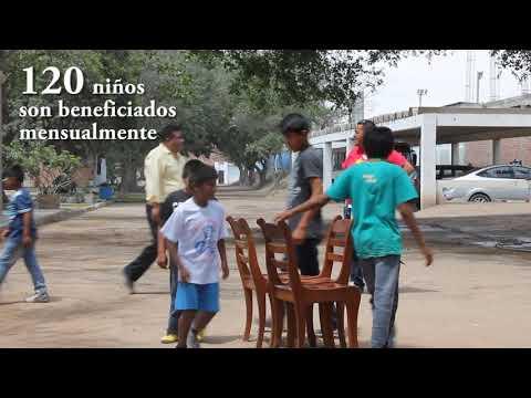 A caminar sigue apoyando al Hogar Niños de Santa María