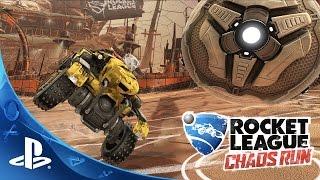 Rocket League - Chaos Run DLC Trailer