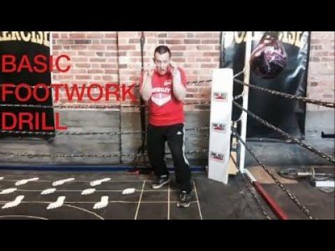 Basic Footwork drill