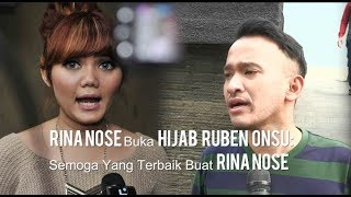 Video Rina Nose Buka Hijab, Begini Komentar Ruben Onsu MP3, 3GP, MP4, WEBM, AVI, FLV November 2017