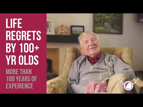 Life Lessons From 100-Year-Olds