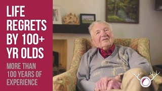Video Life Lessons From 100-Year-Olds MP3, 3GP, MP4, WEBM, AVI, FLV Juli 2019