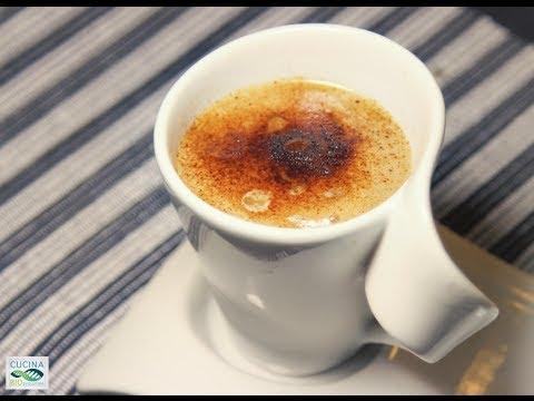 cappuccino fruttariano igienista - ricetta