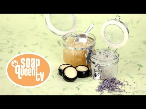 How to Make 3 Scrub Recipes