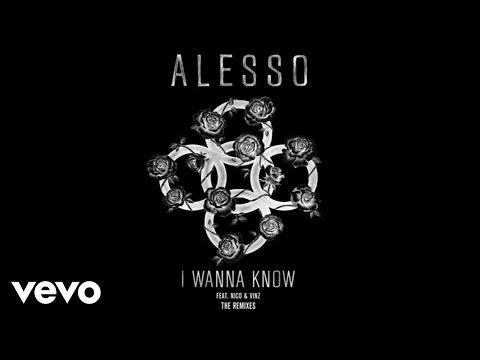 Alesso - I Wanna Know (Alesso & Deniz Koyu Remix / Audio) ft. Nico & Vinz