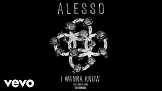 Music video by Alesso performing I Wanna Know. (C) 2016 Alefune under exclusive license in the United States to Def Jam Recordings, a division of UMG Recordings, Inc.http://vevo.ly/mR3sX3