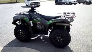 6. 2017 - Kawasaki Brute Force® 750 4x4i EPS