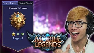 Video MENCARI SEBUAH BINTANG *WARNING SAYA CUPU* ! - MOBILE LEGENDS INDONESIA MP3, 3GP, MP4, WEBM, AVI, FLV Oktober 2017