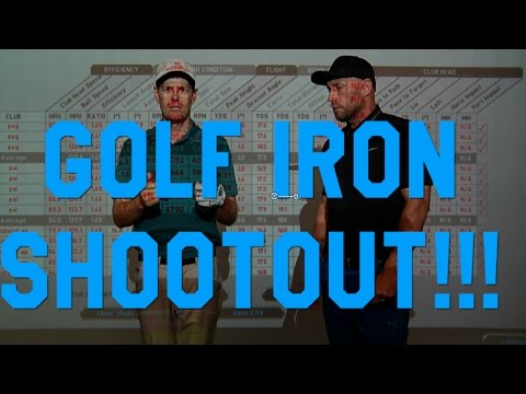What are the BEST irons in golf? Club Fix Iron Showdown