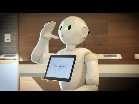 El robot humanoide que detecta tus emociones