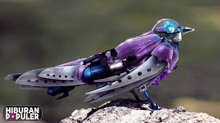 Video Penemuan JENIUS! 10 Robot Canggih yang Terinspirasi dari Hewan MP3, 3GP, MP4, WEBM, AVI, FLV April 2019