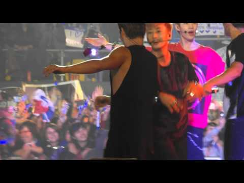 [liset] Super Show 5 Chile - Ai se eu te pego