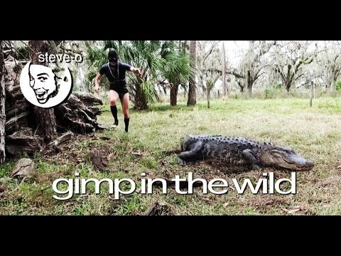 Steve-O: Extreme Gimp in The Wild!
