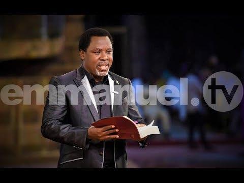 SCOAN 19/08/18: TB Joshua's Message | Live Sunday Service