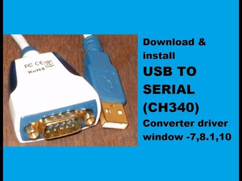 DriverMax - Ports - wchcn - USB-SERIAL CH340 Drivers Download
