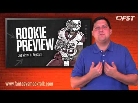 Joe Mixon Rookie Preview – 2017 Fantasy Football thumbnail