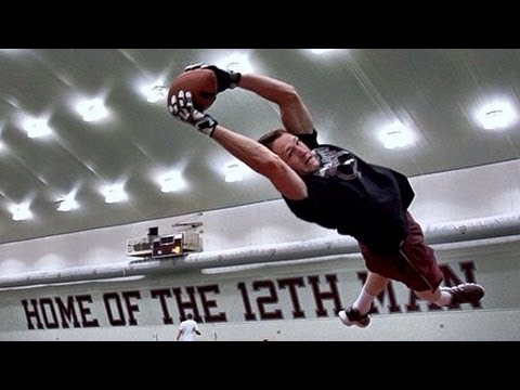 nfl draft training - dude perfect