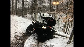 1. #68 Polaris Sportsman 570 SP Trail Review