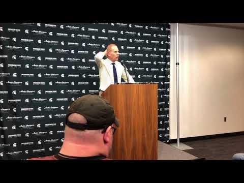 Michigan Basketball: John Beilein talks Moe Wagner's effort in win over Michigan State