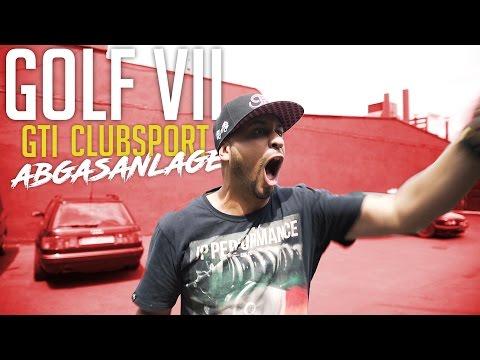 JP Performance - Golf VII GTI Clubsport | Abgasanlage