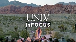 UNLV in Focus: Believer Festival, Entertainment Engineering, and More (April 2018)