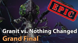 Video ► Heroes of the Storm: Nothing Changed vs. Granit Gaming - Grand Final HeroesHype MP3, 3GP, MP4, WEBM, AVI, FLV Agustus 2019