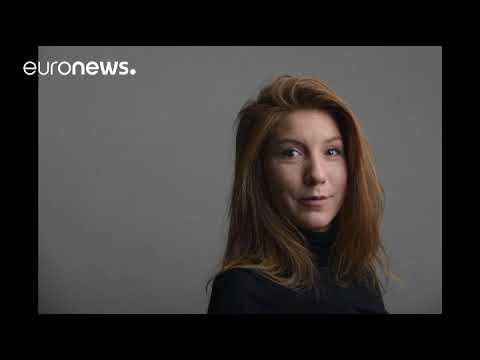 Έγκλημα στο υποβρύχιο: Στη Σουηδή δημοσιογράφο ανήκει η τεμαχισμένη σορός