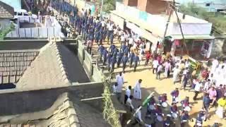 Popular Front UNITY MARCH Kanniyakumari Tamilnadu 2016