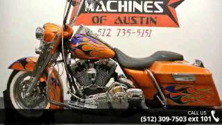 8. 2001 Harley-Davidson FLHR - Road King  - Dream Machines I...