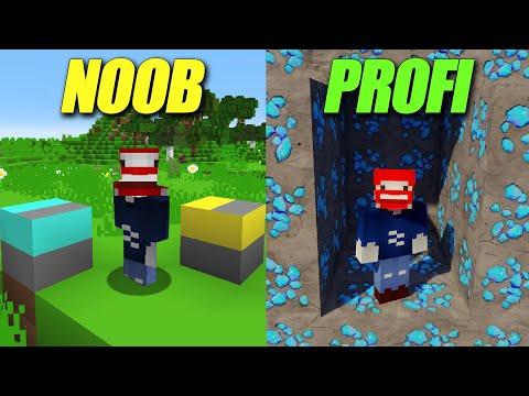 Minecraft mit PROFI GRAFIK!