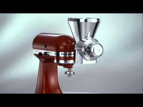comment regler kitchenaid