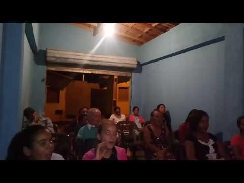 Congregação das casinha em Sitio do Quinto