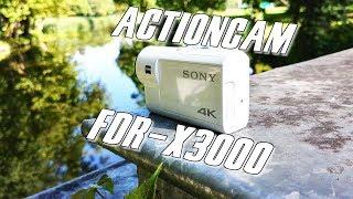 Zostawcie suba i bądźcie na bieżąco z naszymi testami i konkursami: https://www.youtube.com/c/GiTGraczeiTesterzyTestowana przez nas kamerka Sony ActionCam FDR-X3000 zdecydowanie nie należy do najtańszych modeli tego typu dostępnych na rynku. Zestaw sprzedażowy jest niestety nieco ubogi i oprócz wodoszczelnego etui i zewnętrznego ekranu nie otrzymujemy kompletnie nic, ale rekompensuje nam to świetna jakość nagrań (również w 4K), bardzo dobre mikrofony, obłędna stabilizacja i niezły czas pracy akumulatora.