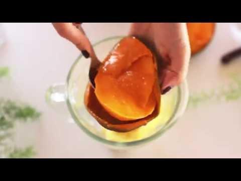 Batido de mango y coco - ExoticFruitbox