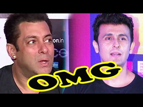 Sonu Nigam Opens Up On His Fight With Salman Khan
