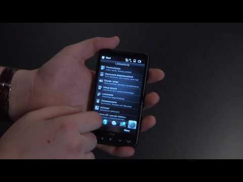 Multitasking w HTC HD2