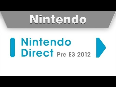 0 Nintendo Wii U Gamepad Controller   Pre E3 2012 Press Conference | Video