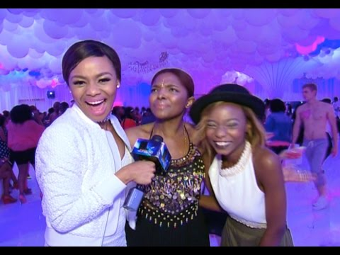 Top Billing attends a star studded slumber party