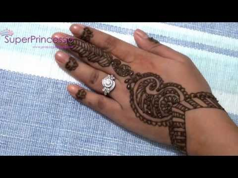 How to Make Henna Mehendi designs Eid Henna design 2013 new henna designs