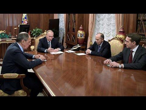 Πούτιν-Ερντογάν: «Προβοκάτσια» η δολοφονία Καρλόφ