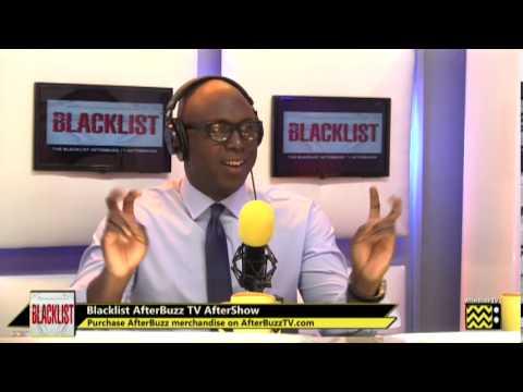 "The Blacklist After Show Season 1 Episode 7 ""Frederick Barnes"" | AfterBuzz TV"
